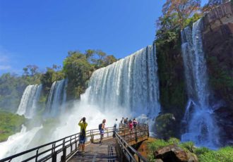 Norte Argentino. Iguazú y Buenos Aires